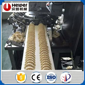 High Capacity Automatic Industrial Dumpling Machine