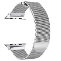 2019 New Stainless Steel Watch Band For Apple Watch Milanese Loop For iWatch Strap Series 4 3 2 1 42 mm