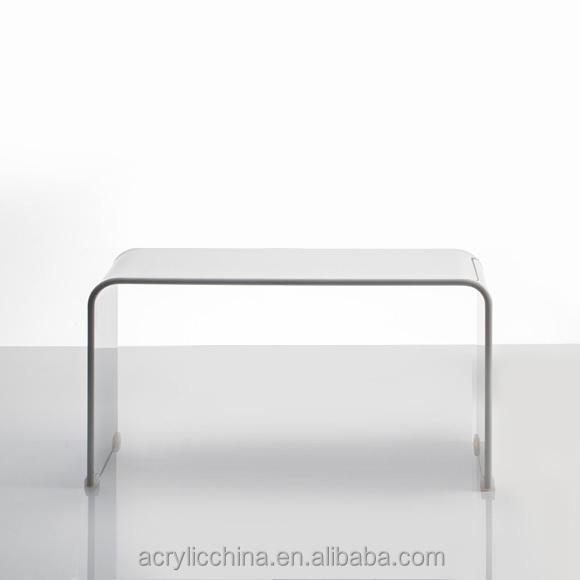 acrylique meubles de maison acrylique tabouret de douche personnalis salle de bains blanc transparent - Tabouret Salle De Bain Transparent