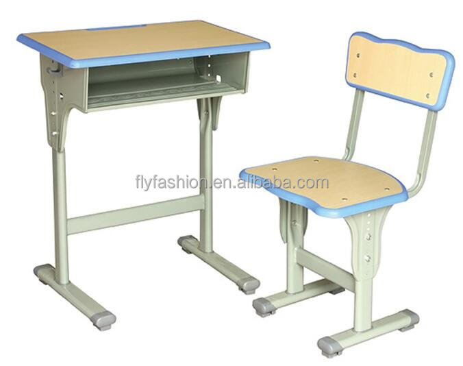 SF-45S new design cheap student table and chair funiture for study