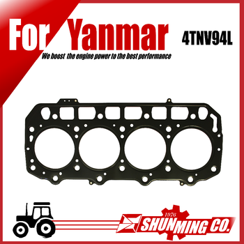 Yanmar Head Gasket Replacement