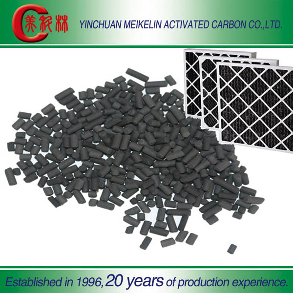Wholesale Coal Based Columnar Activated Carbon For Removing ...