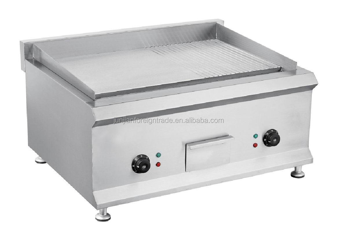 Gas Griddle Kitchen Small Equipment For Restaurant Guangzhou ...