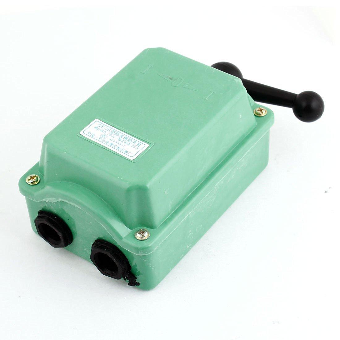 Power Utilities Drum Switch Wiring Switch Wiring Forward Position