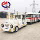 2017 amusement park train ride used tourist trackless train for sale