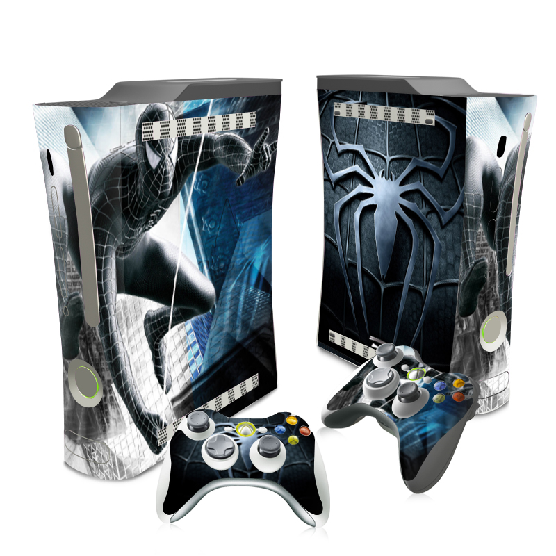 Newest and High Quality PVC Skin Sticker for Xbox 360 Controllers & Console #TN-XB 360-0055