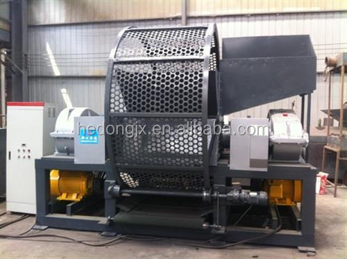 China machine manufacturer wholesale tyre recycle machine/ rubber recycling machine