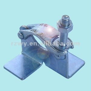 scaffolding board clamp retain clamp
