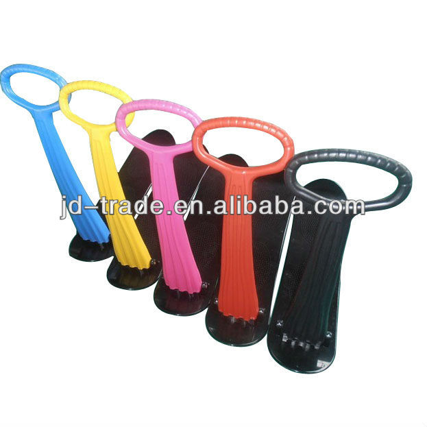 95*25*76cm Out Door Toys snow ski scooter Top Quality Plastic kids snow scooter for Promotions
