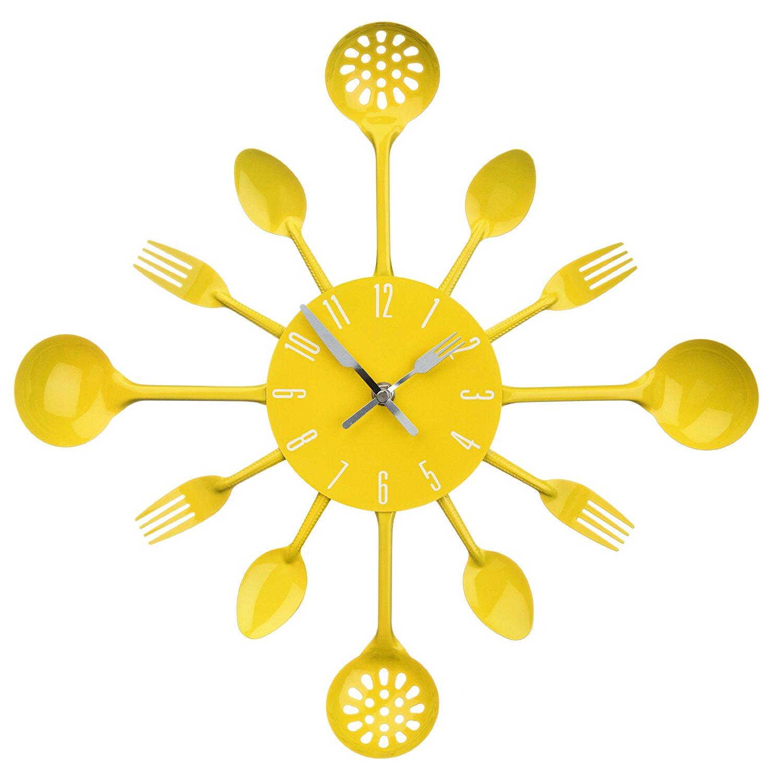Quartz Cutlery Wall Clock Supplieranufacturers At Alibaba