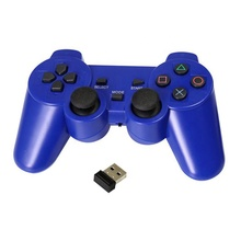 Hoge kwaliteit 2.4g Wireless <span class=keywords><strong>USB</strong></span> remote Controller Game Gamepad <span class=keywords><strong>joystick</strong></span> voor Android PC PS3 TV Groothandel