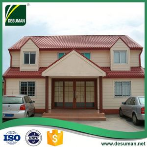 DESUMAN factory price short lead time environment protection prefabricated villa for sale in india