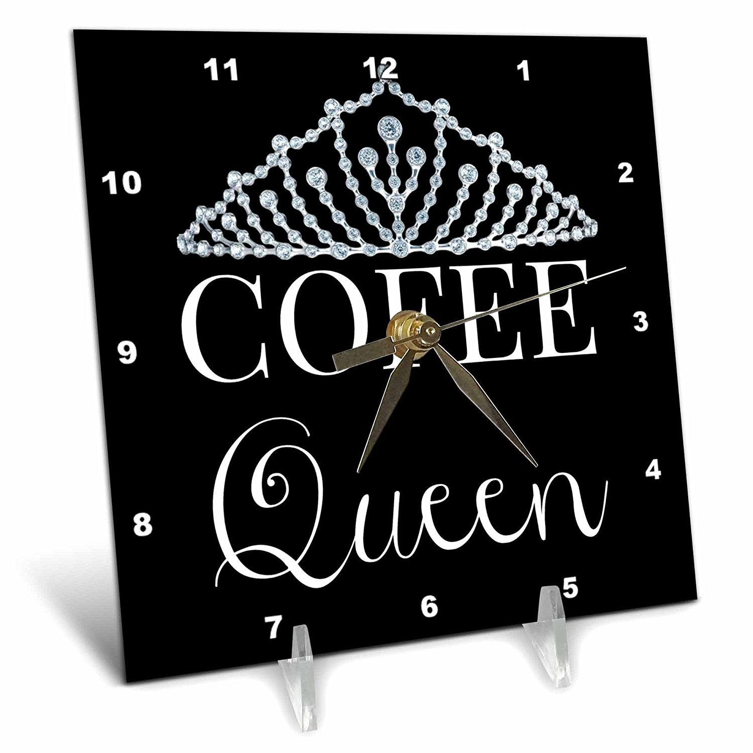 Buy Tb 245029 Xander Funny Quotes Coffee Queen White Letters With A Picture Of A Tiara Tote Bags In Cheap Price On Alibaba Com