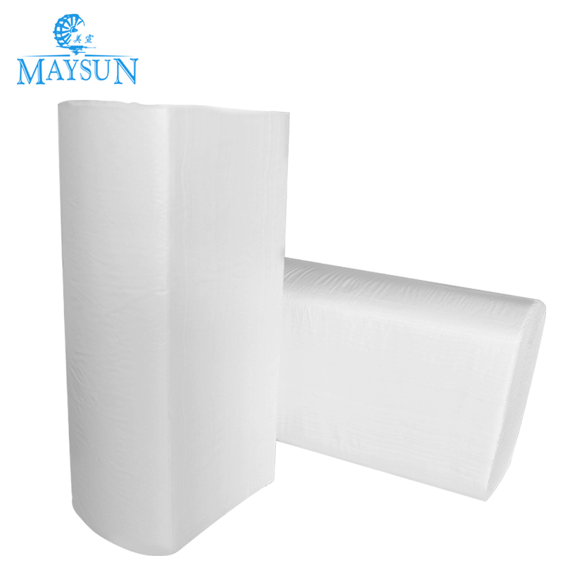 2017 New Custom Printed Industrial Hand Biodegradable M Fold/Multi-Fold Paper Towel