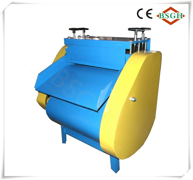 High efficiency durable micro motor rotor recycling for Electric motor recycling machine
