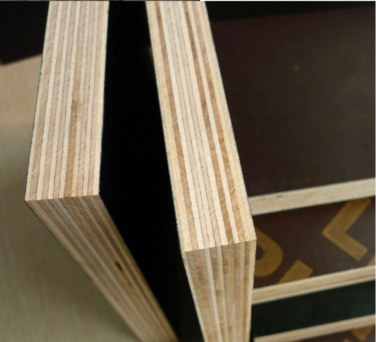 D&Q China factory direct top quality mdo 4x8 plywood for wholesale cheap price