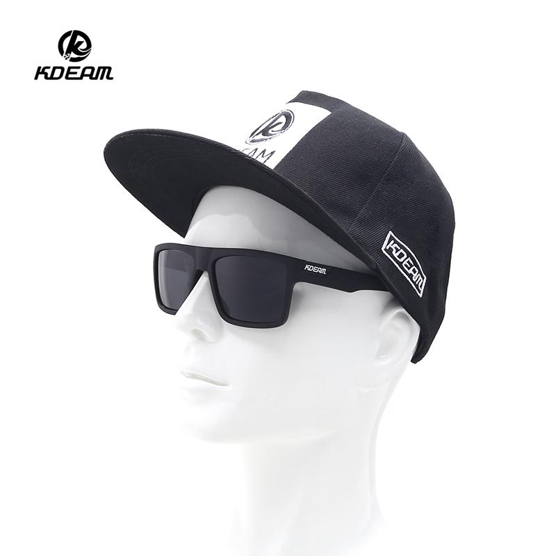2019 Fashion KDEAM Sport Sunglasses Polarized Sun Glasses UV400 Acetate Spectacles Frame CE for Men/Women