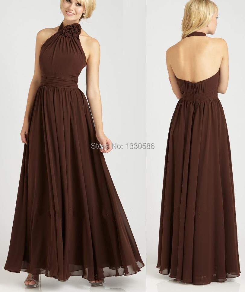 Online Get Cheap Chocolate Brown Bridesmaid Dresses
