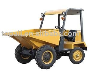 Export South America Market SITE DUMPER