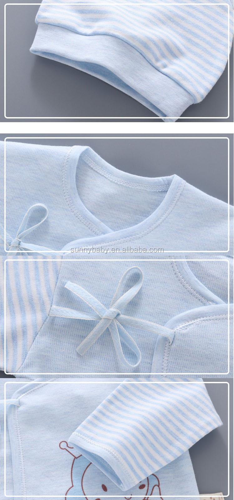 5 juegos de regalo de ropa de bebé especias conjuntos de ropa de bebé giftsets Rosa Para Niña