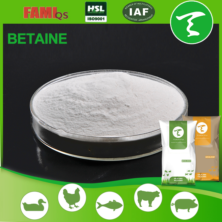Best Betaine HCL &Betaine Anhydrous/ Acesulfame K,food additives