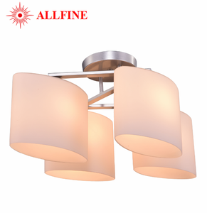 Zhongshan All fine lighting offer E27 iron chandelier contemporary