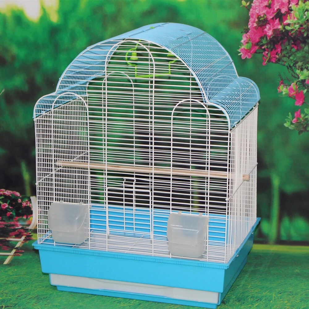 Pet Products House Style Economy Bird Cage