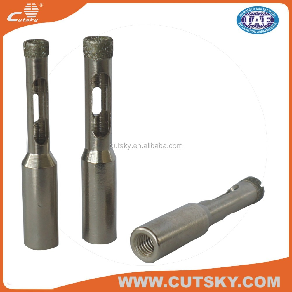 Diamond core drill bit for drill geological for sale