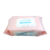 Oem Brands Tender Flushable Lemon Flavor Biodegradable Organic Clean Baby Wet Wipes with Logo