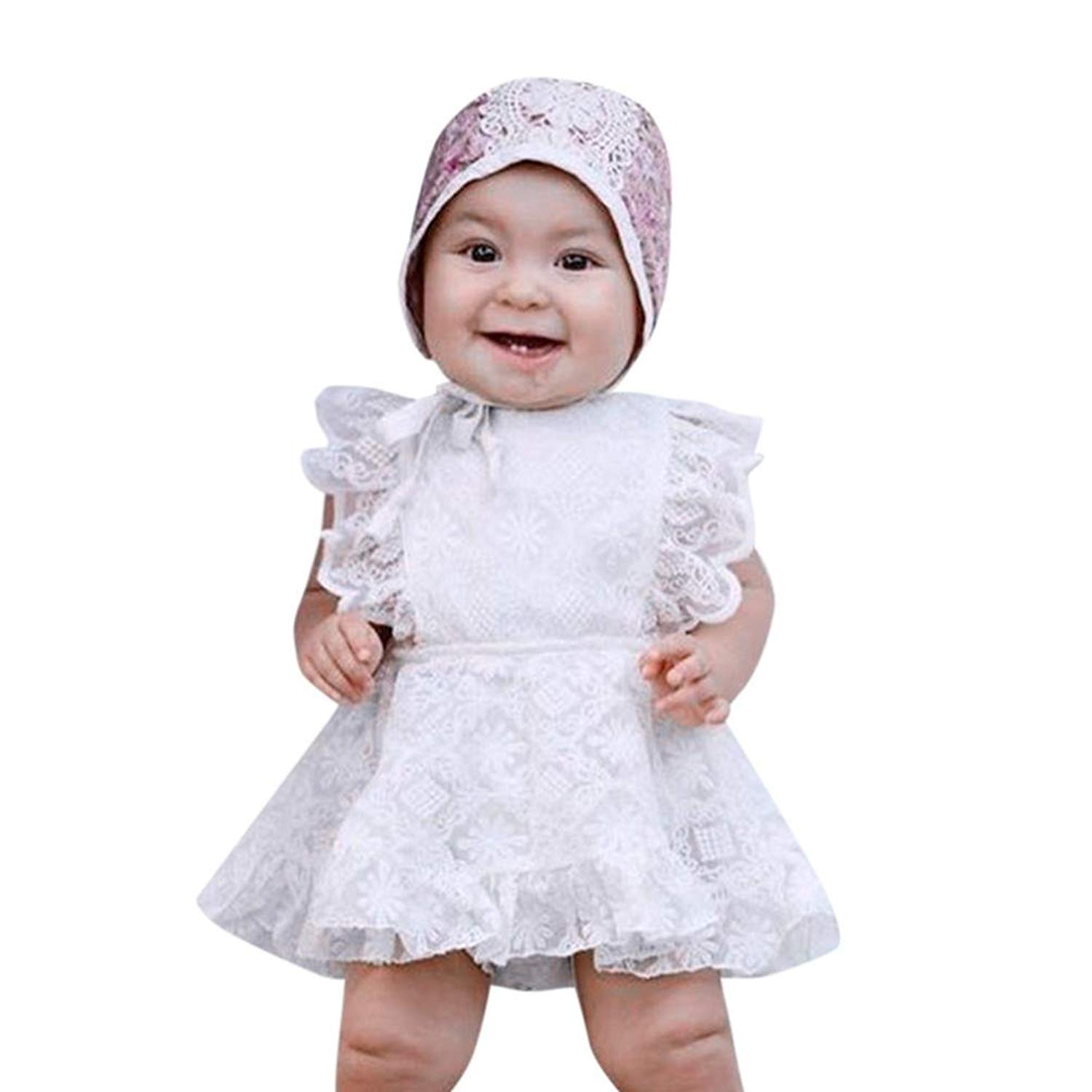 a33e72d37 Cheap Lace Romper For Baby Girls