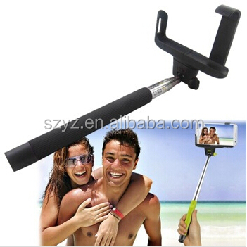 New Z07-5 2 in 1 Wireless Bluetooth Mobile Phone Monopod Selfie Stick Tripod