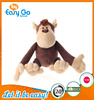SEDEX customized cute sitting uniform monkey for baby