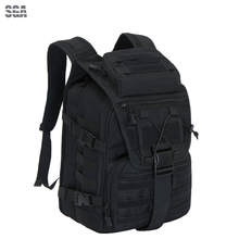 Tactical 군 Backpack Gear 900D Nylon Sport 야외 폭행 팩 배낭 Molle 백 대 한 사냥 캠핑 Trekking 여행 (<span class=keywords><strong>Bl</strong></span>