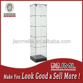 Promotional Modern Display Showcase !! Custom Glass Display ...
