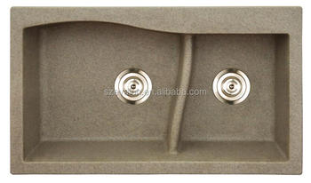 Colourful Resin Stone Kitchen Sink,Undermount Quartz Kitchen Sinks ...