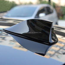 Car Shark Fin Roof Antenna With Blank Radio Auto Antena Cars Aerial With 3M Stickers Antenas Fit For Opel Astra H SUV