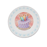 Customized Printed Quality-Assured Chinet Oval Paper Plates Fan