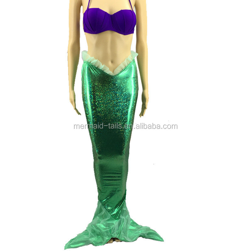 The Kittle Mermaid Ariel Fairy Mermaid Tail Costumes Buy Fairy