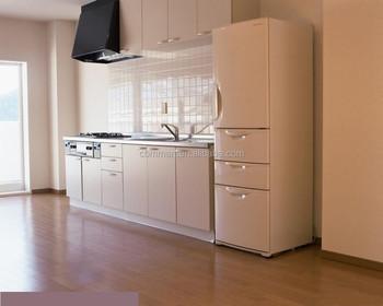 Welke kleur vloer bij witte hoogglans keuken thomas gaspersz