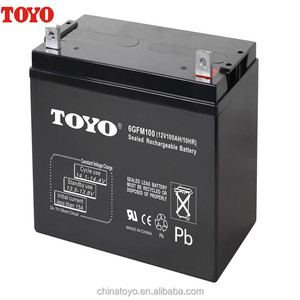 TOYO 12V100AH Solar Energy Battery