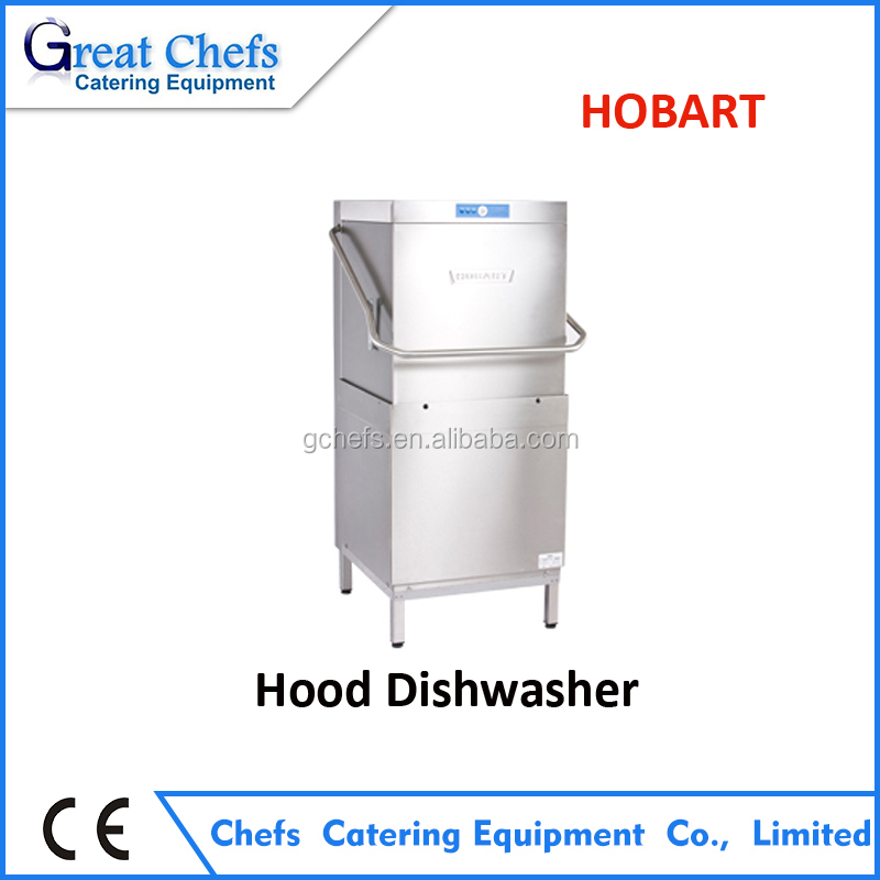 Hobart Hood Type Commercial Dishwasher Model AM900-3853-312H with 60 racks/hour capacity, For Hotel, Restaurant, Canteen Kitchen