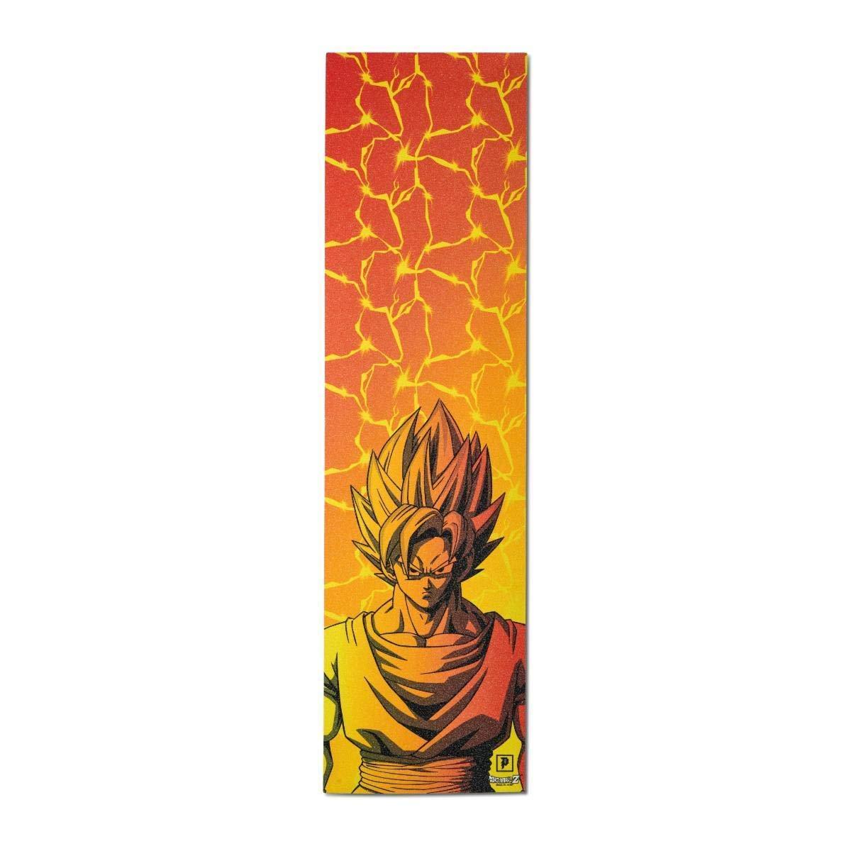 Primitive x Dragon Ball Z Goku Skateboard Grip Tape