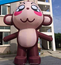Outdoor advertising inflatable monkey Inflatable Cartoon