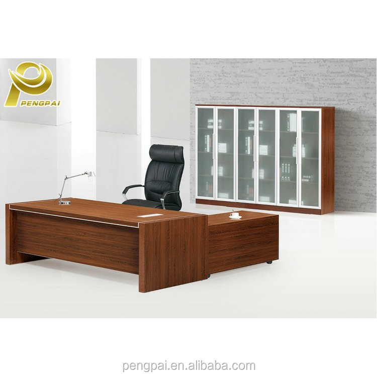 Factory Godrej Office Table Price Metal Edge Cover With Cable Box ...