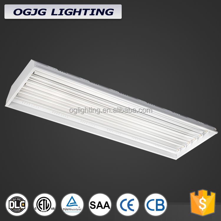 200w 250w led light pendant wire guard eco protect led linear high bay