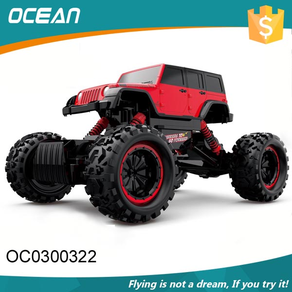 Hot product cross country toy universal nitro rc car with fashion gamepad