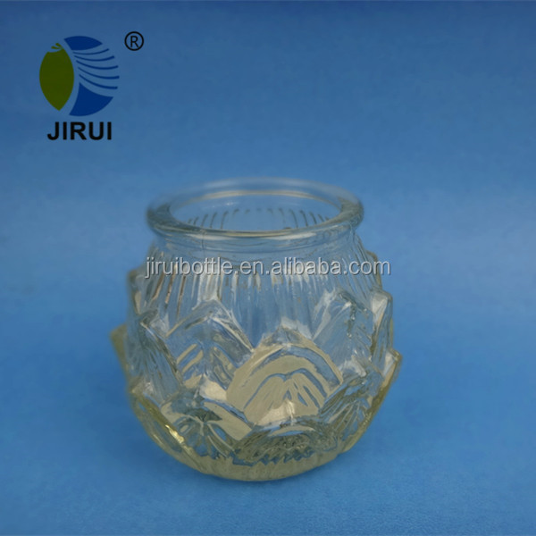 Liies Glass Candle Holder