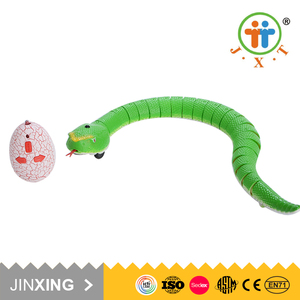 Best selling plastic funny toy remote control snake for kids