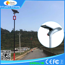 IP65 Waterproof Adjustable Solar LED Street Light for Garden Patio Pathway Walkway with Mono Panel