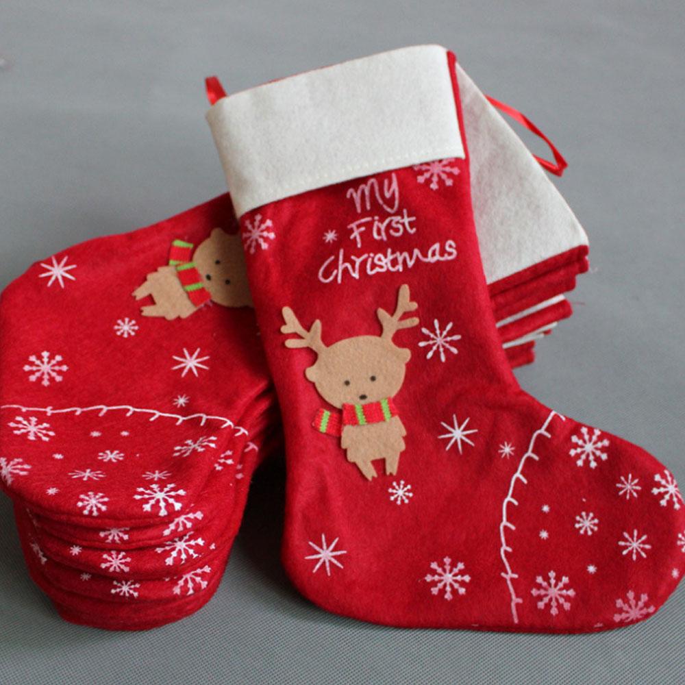 Cheap Price Custom Stuffed Animal Christmas Stocking - Buy ...